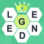 Word Legend Hexa Eaglet Answers