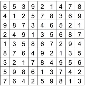 Tagesspiegel Sudoku 31 August 2017 Lösungen App Lösungen