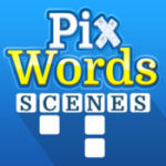 PixWords Scenes Level 555 Lösungen